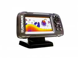 Эхолот Lowrance Hook2-4X GPS All Seasons Pack (EU)